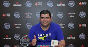 Luiz Carvalho é campeão Mesa Final do Turbo Knockout do BSOP Winter Millions