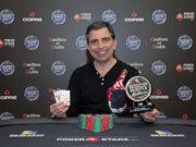 Walter Oaquim campeão do Win the Button do BSOP Winter Millions