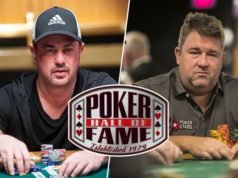 David Oppenheim e Chris Moneymaker