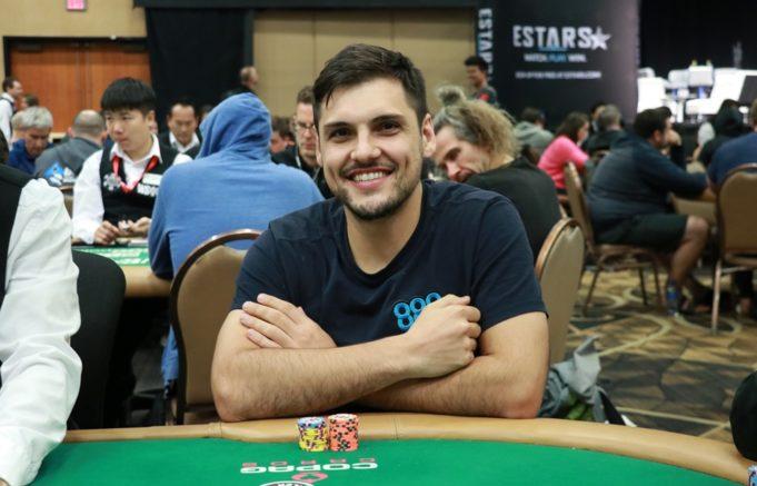 Thiago Grigoletti - Evento 64D - WSOP