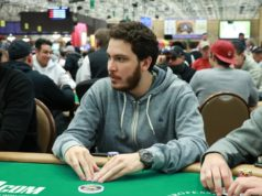 Francisco Correia - Evento 64D - WSOP