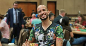 Alexandre Mantovani - Evento 64 - WSOP