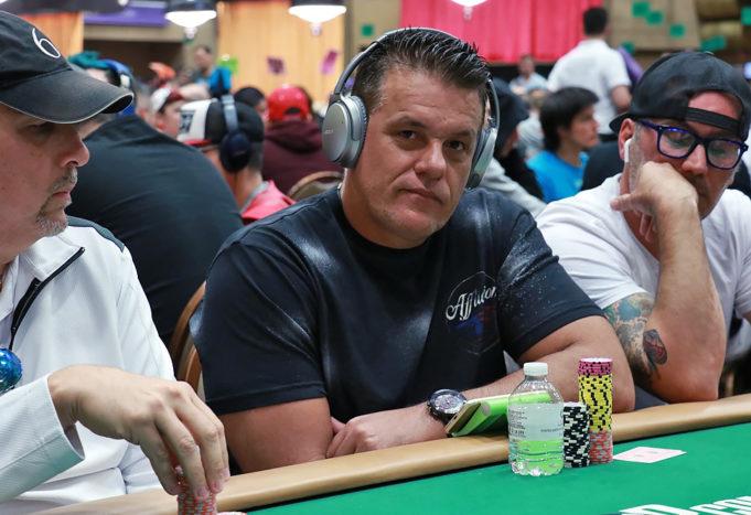 Claudio Baptista - Evento 69 - WSOP