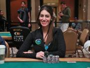 Vivian Saliba - Evento 64 - WSOP