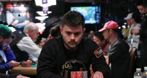 Gustavo Mastelotto - Evento 70 - WSOP