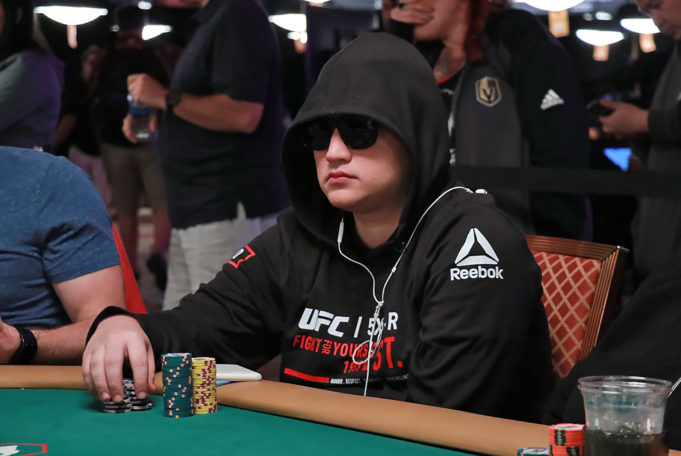 Dante Goya - Main Event - WSOP 2019