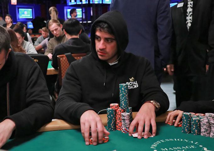 Daniel Hachem - WSOP 2019