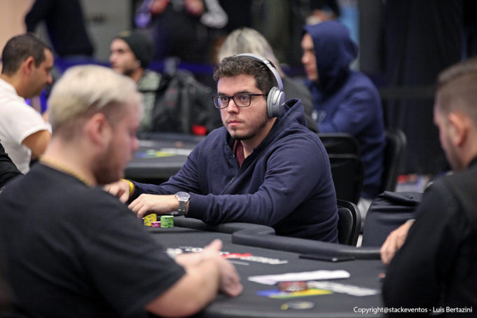 Brunno Botteon - BSOP Winter Millions
