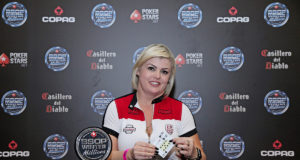 Kelly Manze - Campeã Ladies - BSOP Winter Millions