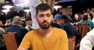 Helio Neves - Main Event - WSOP 2019