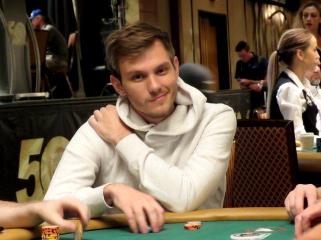 Alisson Piekazewicz - Main Event - WSOP 2019