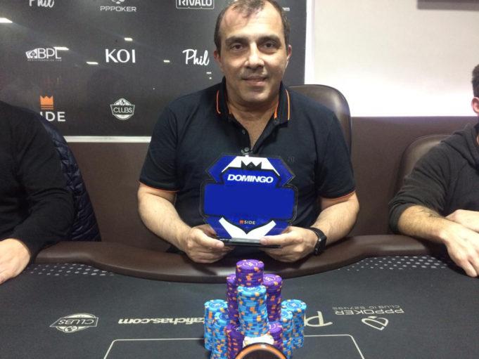 João Paulo - Side Club