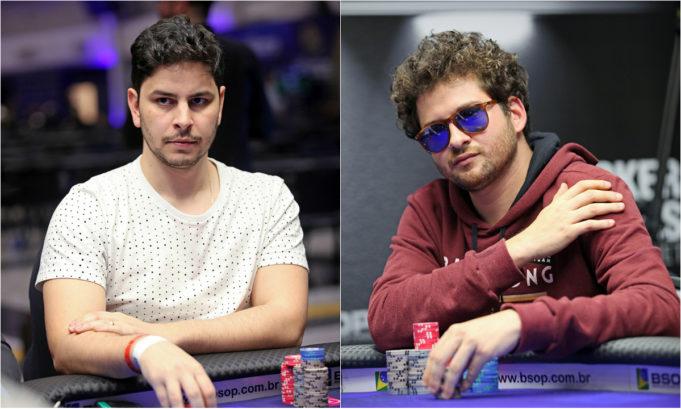 Lucas Santana e Bruno Porto