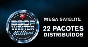 Mega Satélite BSOP Winter Millions