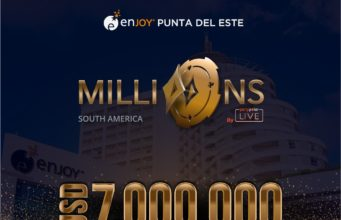 MILLIONS South America