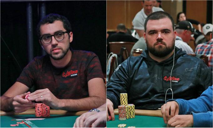 Rafael Moraes e Pedro Padilha embaixadores do Latina Poker