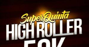 Super Quinta High Roller do Brasil Poker Live