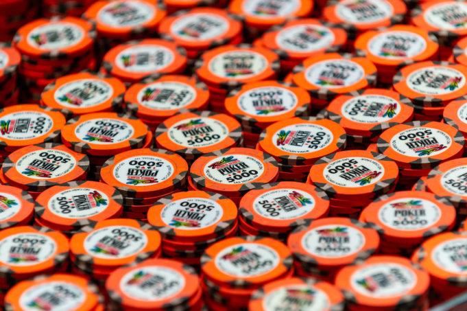 Fichas WSOP