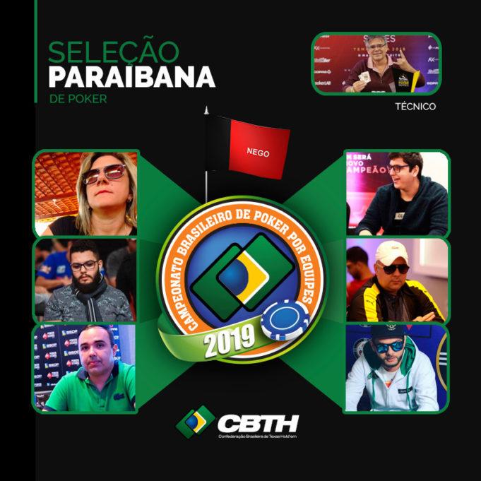 Seleção Paraibana de Poker