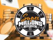 Super Millions Poker Open do Bodog