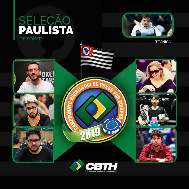 Seleção Paulista de Poker