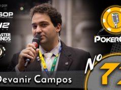 Devanir Campos no Pokercast 72
