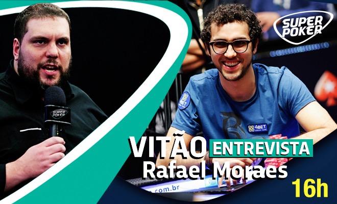 Live com Victor Marques e Rafael Moraes