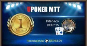 Hitabaco campeão do High Roller da Liga Online H2 Brasil