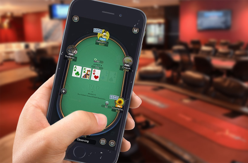 обучение покер играть онлайн
