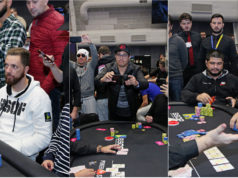 Bolhas do Main Event - BSOP Winter Millions