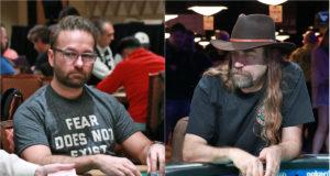 Daniel Negreanu e Chris Ferguson