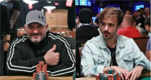 Ivonir Bento e Yuri Martins - WSOP 2019
