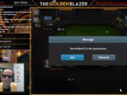 Brian Frenzel - The Golden Blazer