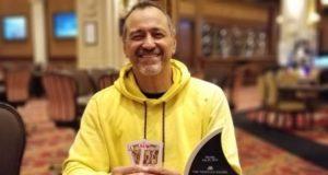 Josias Santos - Campeão no Evento #122 MSPT - Venetian
