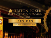 Triton Poker Series Londres