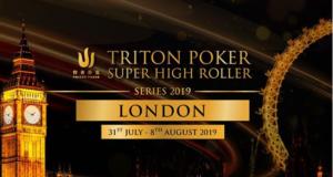 Triton Poker Series Londres