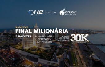 Ranking Especial 30K do H2 Club Curitiba