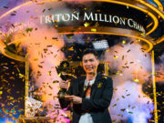 Aaron Zang campeão do Million Triton Super High Roller Series
