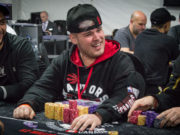 Anthony Barranqueiros - WSOP Circuit Canadá