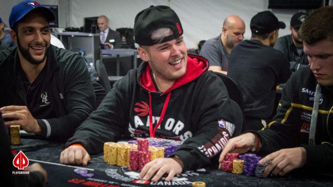 Anthony Barranqueiros - WSOP Circuit Canadá