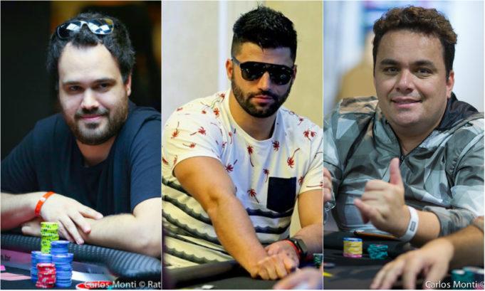 Bernardo Dias, Lucas Scafini e José Gaudêncio classificados para o BSOP Gramado