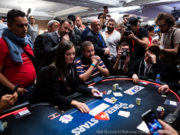Bolha do Main Event do EPT Barcelona