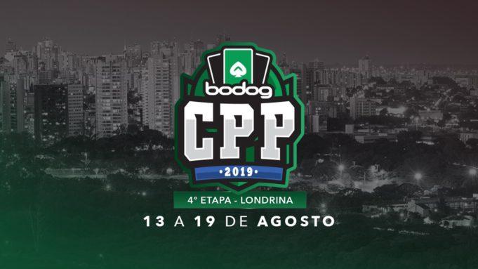 Quarta etapa do Circuito Paranaense de Poker