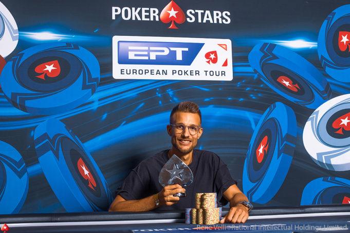 Laszlo Bujtas campeão do € 25.000 Single Day High Roller II do EPT Barcelona