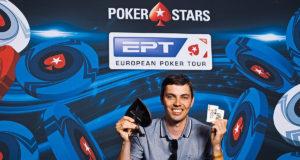 Mikhail Rudoy - Campeão High Roller 6+ Hold'em - EPT Barcelona