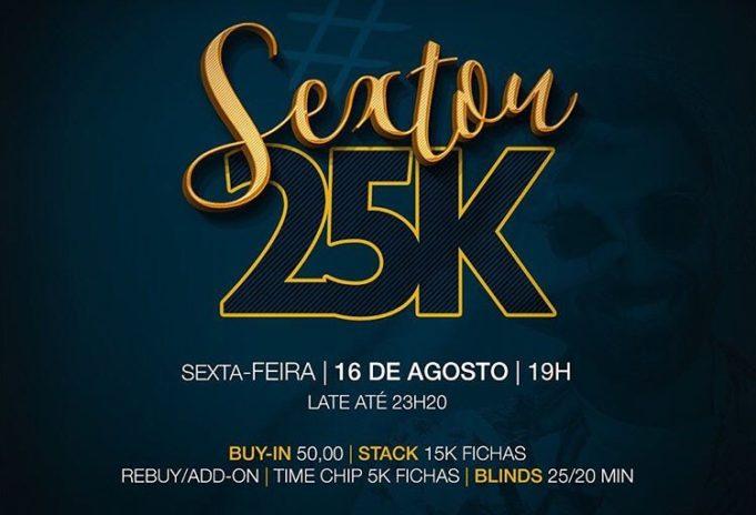 Sextou 25K - H2 Club Campinas