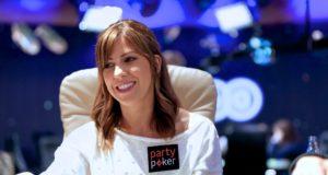 Kristen Bicknell - partypoker MILLIONS Europa