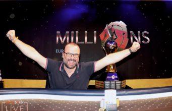 Lukas Zaskodny campeão do Main Event do MILLIONS Europa