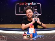 Michael Zhang campeão do High Roller do MILLIONS Europa