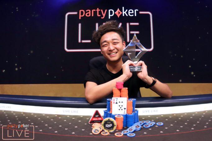 Michael Zhang campeão do High Roller do MILLIONS Europa